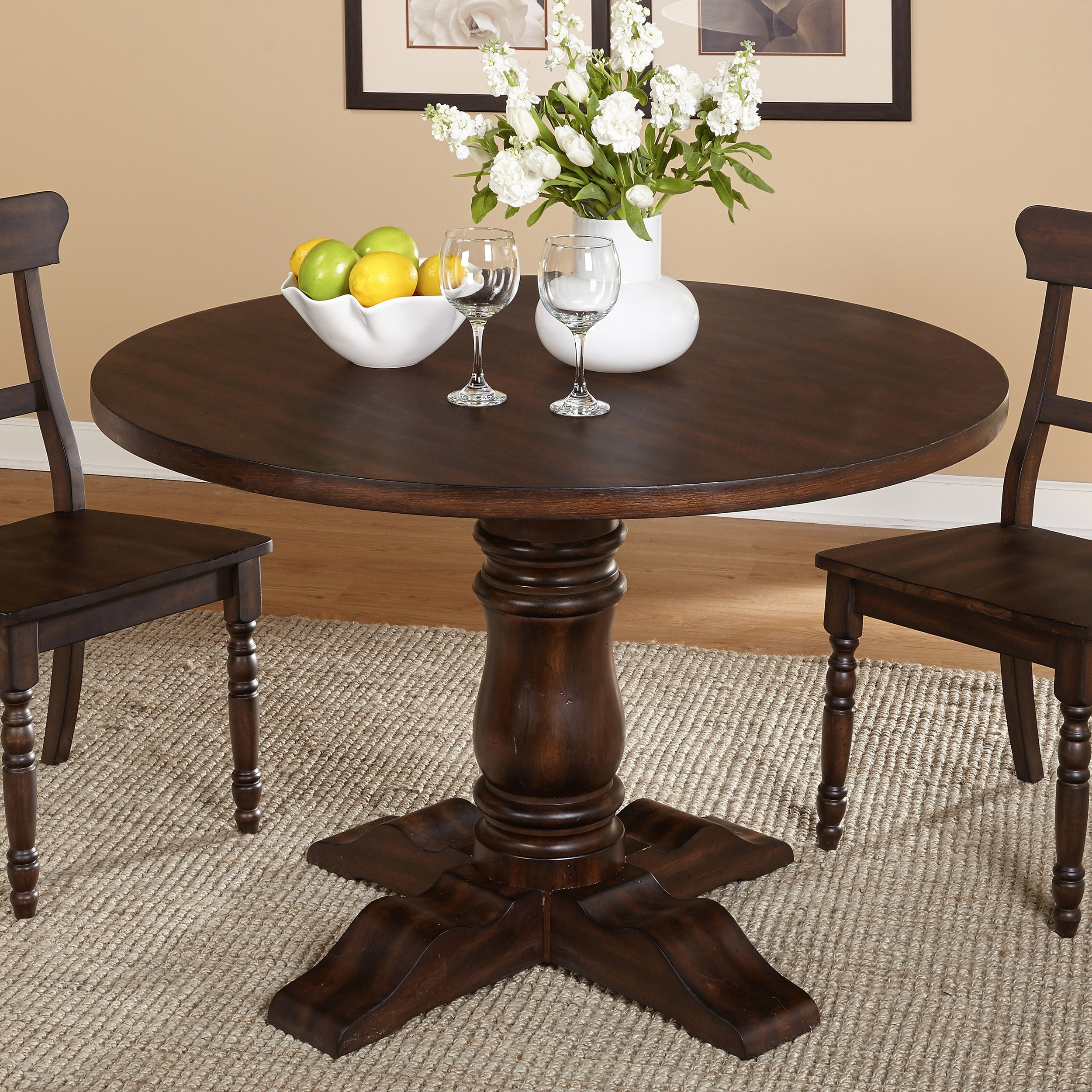 Simple Living Muses Pedestal Table (Muses Pedestal Table,...