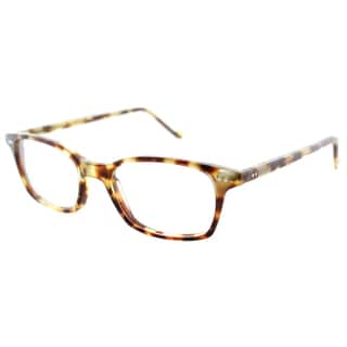 Lafont Monsieur 532 Havana Plastic Rectangle 49mm Eyeglasses