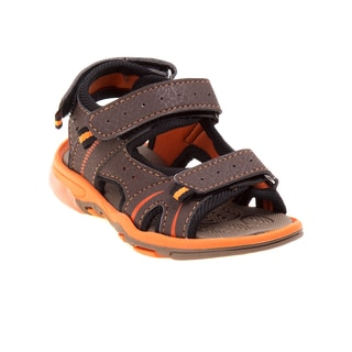 Rugged Bear Boys' Light-up Sandals