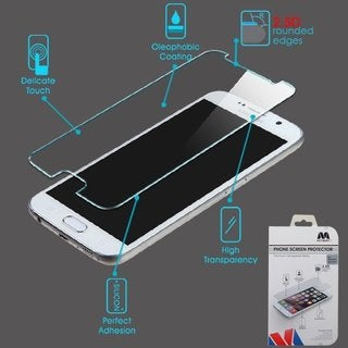 Mybat 9H Hardness Tempered Glass Screen Protector for Samsung Galaxy Note 5