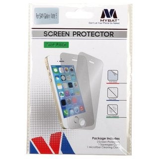 MyBat Twin Pack Screen Protector for SAMSUNG Galaxy Note 5 Retail Packaging Clear