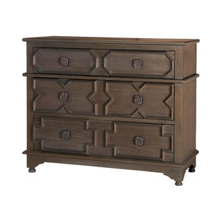 Dimond Home Tobin Chest in Heritage Grey Stain