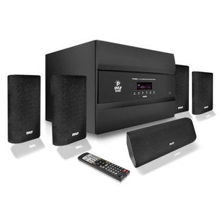 Pyle PT678HBA 400 Watts 5.1 Channel HDMI Home Theater System