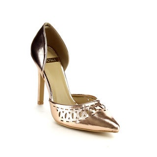 Beston DB57 Womens's D'orsay Heels