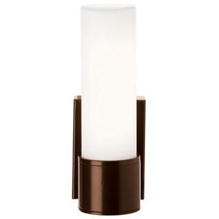 Access Lighting Nyz 1-light Outdoor Bronze Wall Fixture