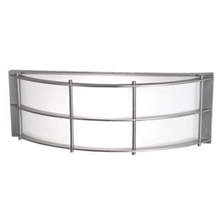 Access Lighting Tyro 1-light Outdoor Satin Wall Fixture