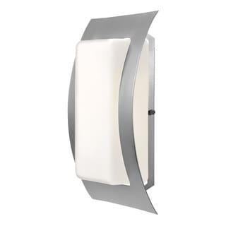 Access Lighting Eclipse 1-light Outdoor Satin Wall Fixture