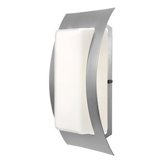 Access Lighting Eclipse 1-light Outdoor Satin Wall Fixture