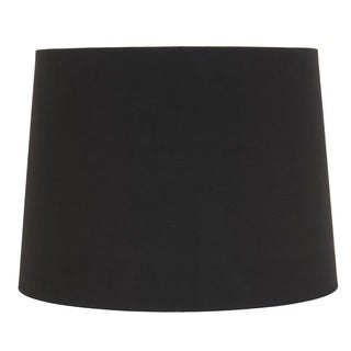 Designer Dark Charcoal Finish Empire Shade