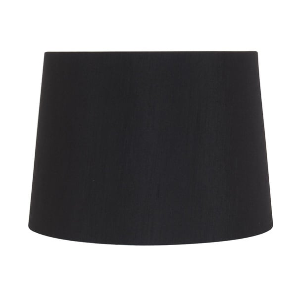 Designer Black Finish Hardback Designer Shade