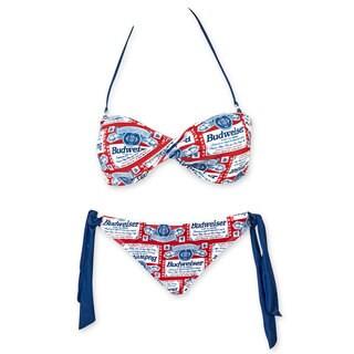 Budweiser Women's Twist Top Bikini