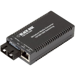Black Box MultiPower Miniature Media Converter