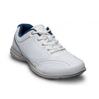 Callaway W-439-16 Women's White/ Blue Solaire Golf Shoes