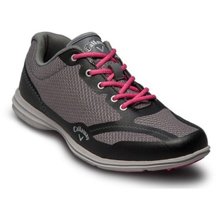 Callaway W-439-12 Women's Grey/ Black Solaire Golf Shoes