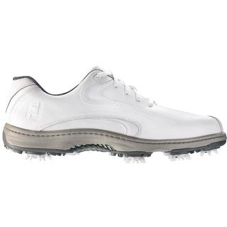 FootJoy 54107 Men's White Contour Golf Shoes