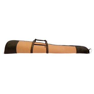 Canyon Outback Phantom Canyon 53-inch Canvas and Leather Rifle Case