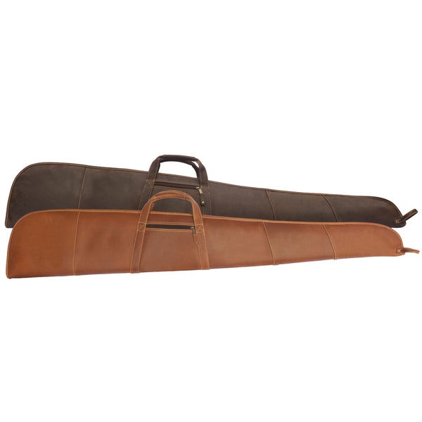 Canyon Outback Leather Antelope Canyon 51-inch Leather Rifle Case