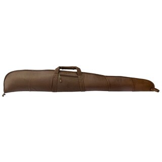 Canyon Outback Leather Grizzly Falls 51-inch Leather Rifle Case