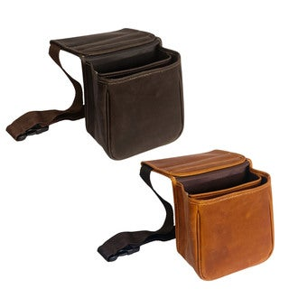 Canyon Outback Leather Black Hills Leather Shell Bag