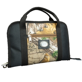 Canyon Outback Urban Edge Wyatt Realtree Xtra Tactical Pistol Case