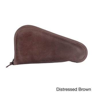 Canyon Outback Leather Deadwood Leather Pistol Case