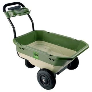 LUVcart Motorized Garden Cart