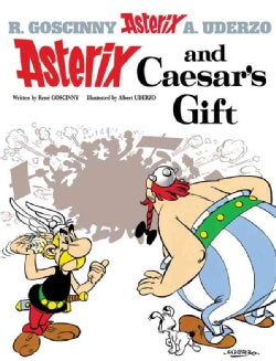 Asterix and Caesar's Gift (Paperback)