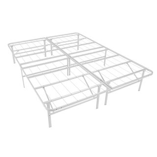 Rize Platform Bed Base California King No Box Spring Required