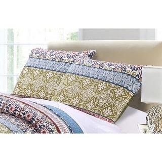 Greenland Home Fashions  Shangri-Lal Pillow Sham Set