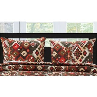 Greenland Home Fashions Folk Festival Pillow Sham Set