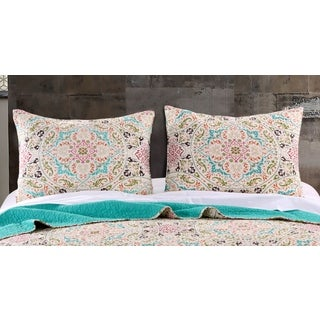 Greenland Home Fashions  Morocco Gem Pillow Sham Set