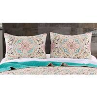 Greenland Home Fashions  Morocco Gem Pillow Sham Set