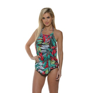 Magicsuit by Miraclesuit Women's Nirvana Nicole Tankini Two-Piece