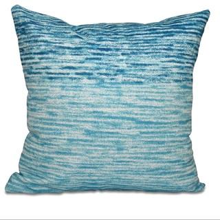 Ocean View Geometric Print 26-inch Throw Pillow