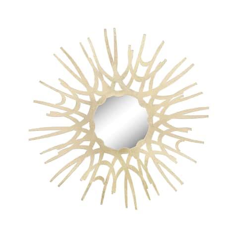 Dimond Home Coban Gold Leaf Wall Mirror
