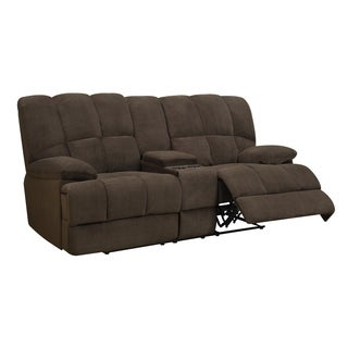 Console Reclining Loveseat Gin Rummy Seal Reviews
