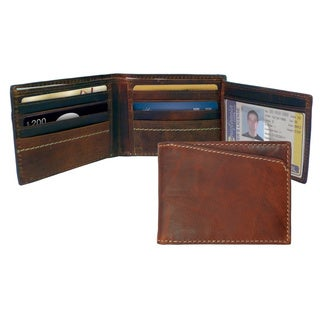 Canyon Outback Leather Sawtooth Canyon Leather Wallet