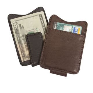 Canyon Outback Leather Copper Breaks Magnetic Leather Money Clip|https://ak1.ostkcdn.com/images/products/11483151/P18437591.jpg?impolicy=medium