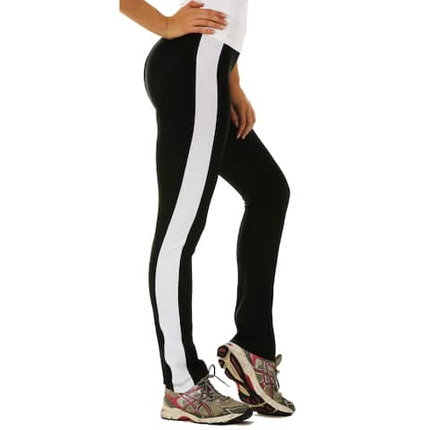 Instantfigure Women's Compression Slimming Color Block Pant