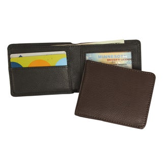 Canyon Outback Leather Bryce River Canyon Leather Bi-Fold Wallet