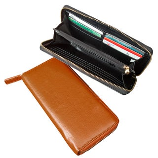 Canyon Outback Leather Marydale Canyon Zip Wallet (3 options available)