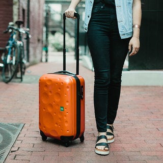 Lojel Luna 22-inch Small Hardside Carry-on Upright Spinner Suitcase