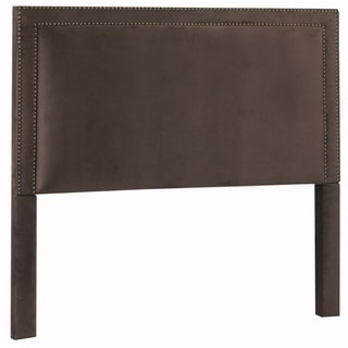 Brookside Nailhead Upholstered Queen Headboard
