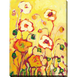 Jennifer Lommers 'In The Summer Sun' Giclee Print Canvas Wall Art