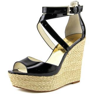 Michael Michael Kors Women's 'Gabriella Wedge' Patent Dress Shoes