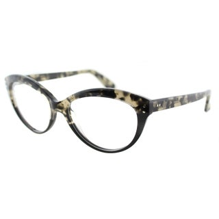 Lafont Phedre 148 Grey Havana Plastic Cat Eye 52mm Eyeglasses