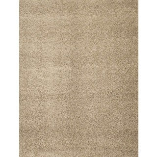 Willow Grey Olefin Area Rug by Greyson Living (5'3 x 7'6)