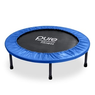 Pure Fitness 40-inch Mini Trampoline
