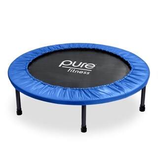 Pure Fitness 40-inch Exercise Trampoline