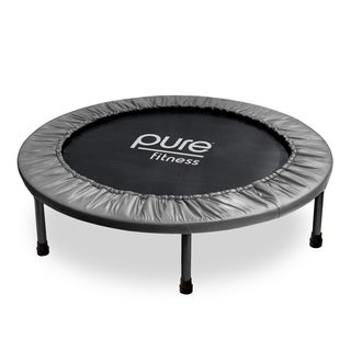 Pure Fitness 38-inch Mini Trampoline